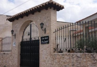 Casa rural Tía Josefa - Villares Del Saz, Cuenca