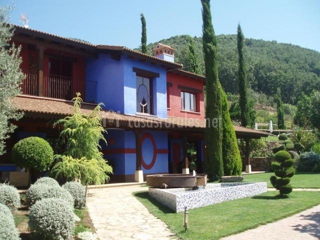 Lalisea casa casa rural en talaveruela c ceres for Casas rurales en caceres con piscina