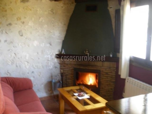 Casa ana en morella castell n - Chimeneas en castellon ...