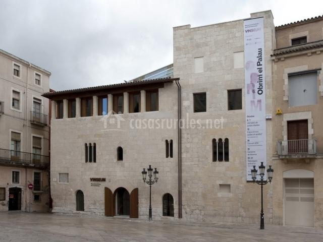 Vinseum en Vilafranca del Penedès