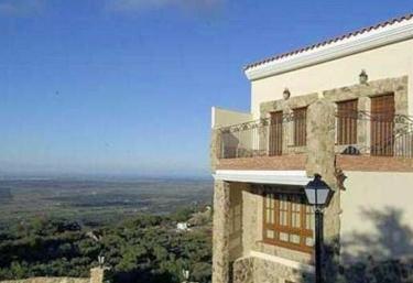 El Balcón de Extremadura - Montanchez, Cáceres