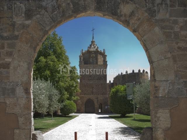 Monasterio de Veruela, Vera de Moncayo