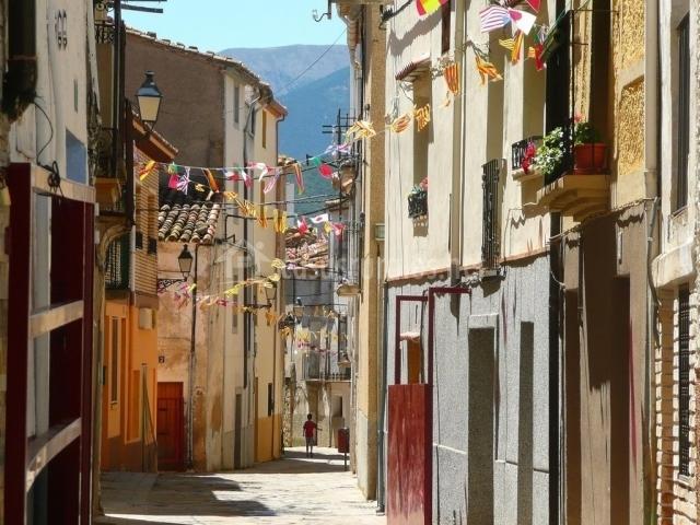 Calles de Vera de Moncayo