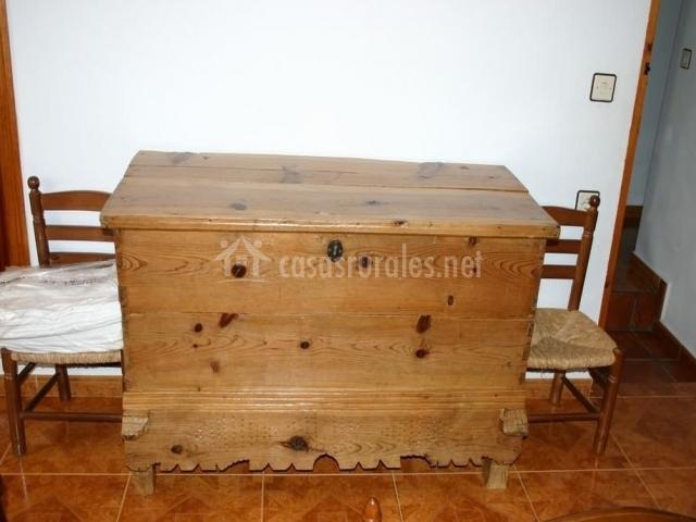 Casa rural los sevilla i en mazuza murcia - Muebles antiguos sevilla ...