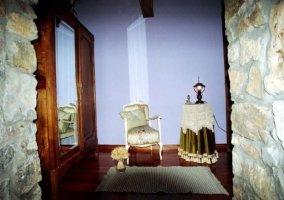 Dormitorio principal armario