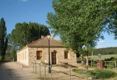 El Sitio de Constanzana - Bernardos, Segovia