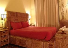 Dormitorio de la casa I
