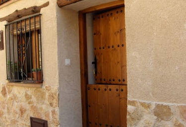 Casa rural Benito - Cuevas De Cañart, Teruel
