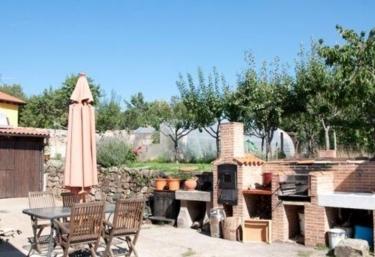 Casa rural de la Tía Fresquera - Covaleda, Soria