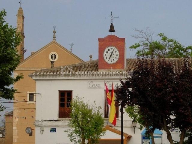 Zona centro de Fuensanta