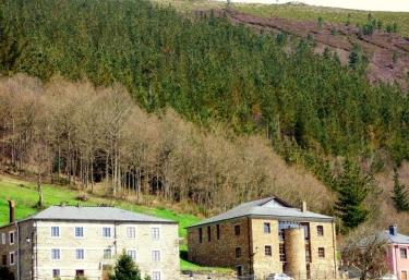 Casa rural A Casoa - Santa Eulalia De Oscos, Asturias