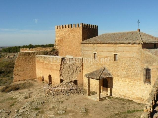 Casa rural alonso quijano en argamasilla de alba ciudad real - Casa rural el castillo ...