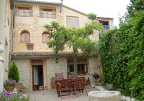 Casa rural Albereda