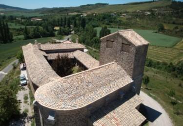 Hospedería Santa Fe - Zabalza (Urraul Alto), Navarra