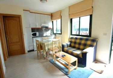 Apartamentos Outeiro - A Pobra Do Caramiñal, A Coruña