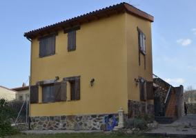 Apartamentos rurales Alvado