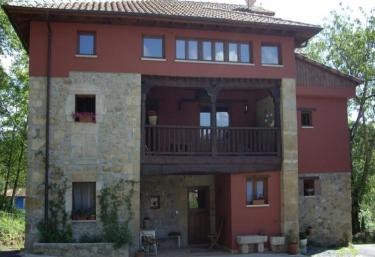 Casa Lirón- Casa Teja - Corain (Cangas De Onis), Asturias