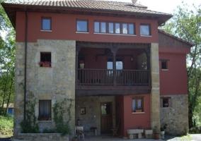 Casa Lirón- Casa Teja