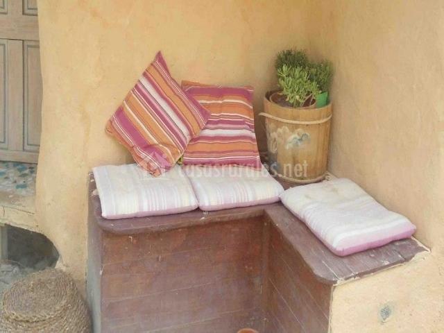 La posada del gato casas rurales en monachil granada for Pagina del banco exterior