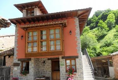 Apartamentos rurales Los Villares - Pivierda, Asturias