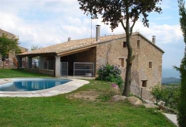 2 casas rurales con piscina en pallerols de rialb - Casas rurales lleida piscina ...