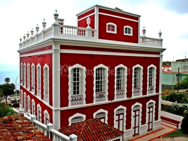 Casa rural felipe lugo casas rurales en la rosa santa cruz de la palma la palma - Casas rurales en santa cruz de la palma ...