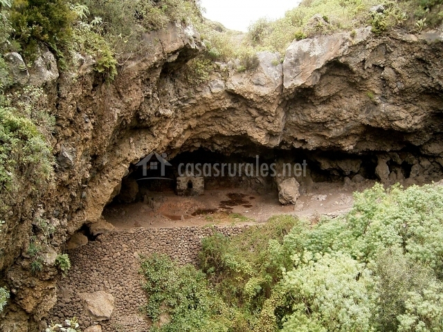 Parque Arqueológico Belmaco en Villa de Mazo