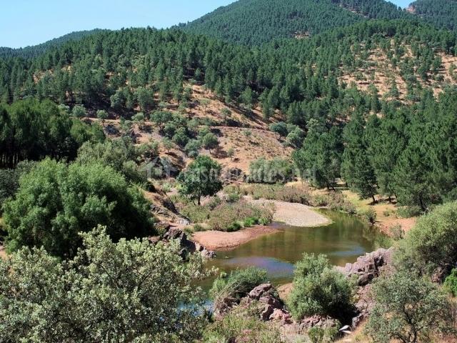 Cortijo charcollana en pozoblanco c rdoba - Casa rural sierra morena ...
