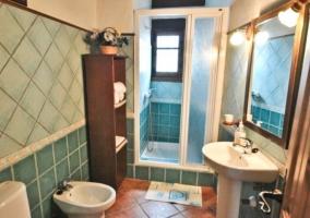 Cuarto de baño de Atroe
