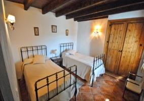 Dormitorio apartamento El Pajar