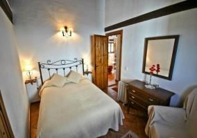 Dormitorio de apartamento Cámara