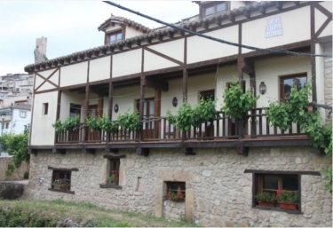 Casa Angulo - Frias, Burgos