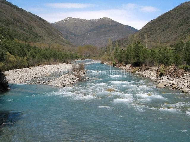 Río Ara. Sobrarbe