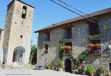 Casa Vallés - Fiscal, Huesca