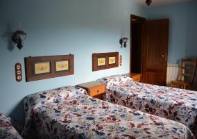 Dormitorio doble La Solana