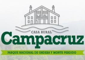 Casa rural campacruz en puyarruego huesca - Logo casa rural ...