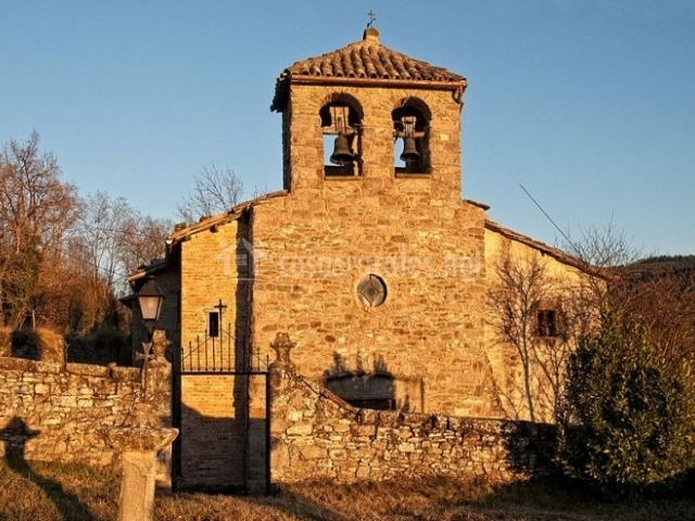 Zona de la iglesia de San Agustín