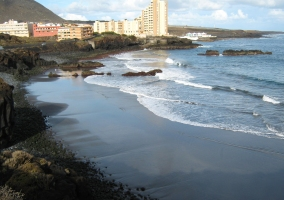 Playa de Aguadulce en Tenerife