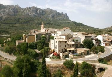 La Barcella I - Vall De Gallinera, Alicante