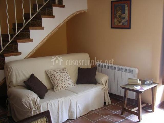 Alojamientos rurales torrebale en morella castell n - Funda sofa blanca ...