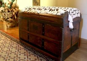 Baúl de decoración