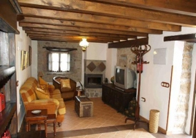 Casería El Hondrigu - Apartamento Monteoscuru