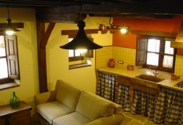 La Casina de Redes- Les Llábanes - Coballes, Asturias