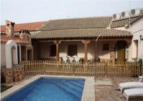 Casa Rural La Plaza (El Robledo)