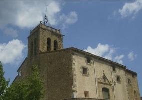 Iglesia de Sant Esteve d´en Bas
