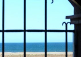 Vistas al mar desde la suite