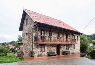 Casa de Sixto - Sas, A Coruña