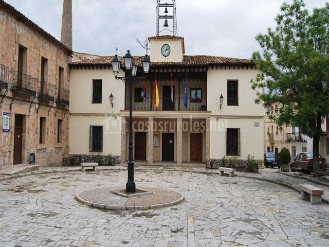 Casa rural marcelina en beteta cuenca - Casa rural beteta ...