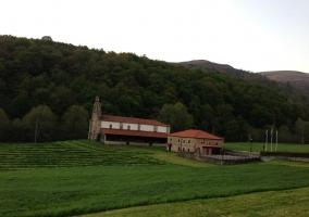 Iglesia de Valvanuz