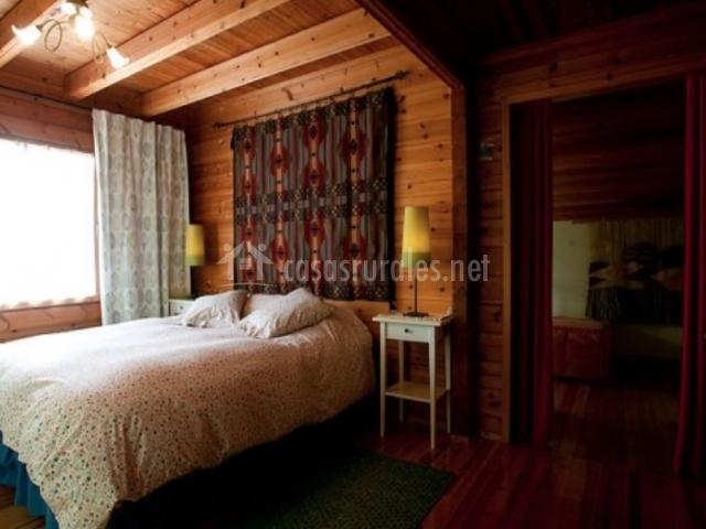 Dormitorio con hidromasaje